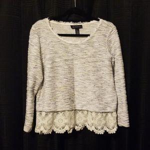 Super Cute I.N.C Sweater size XL